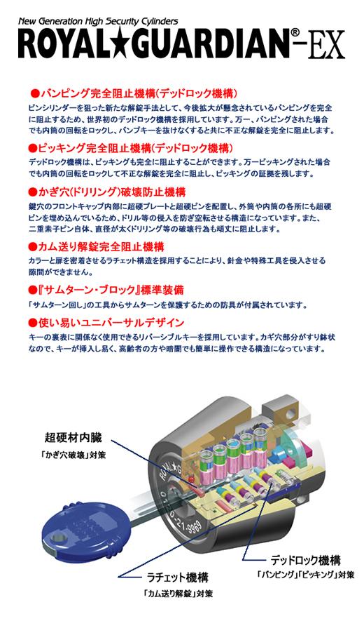 ロイヤル★ガーディアン 詳細